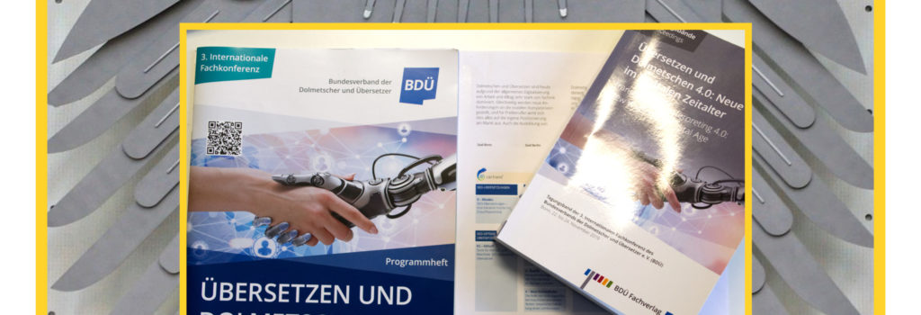 BDÜ-Konferenz